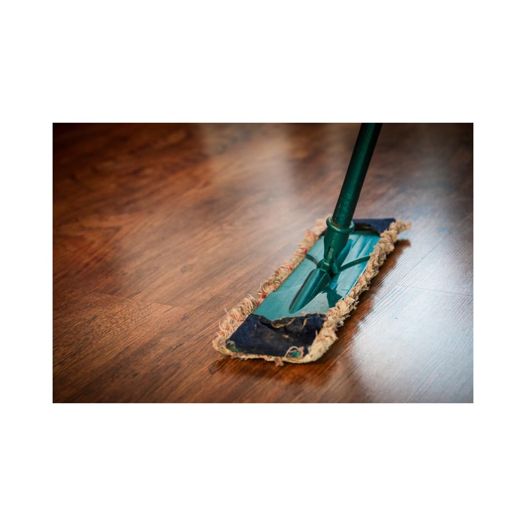 フローリング掃除